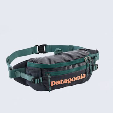 Patagonia Black Hole Waist Pack Bag Smolder Blue 2L