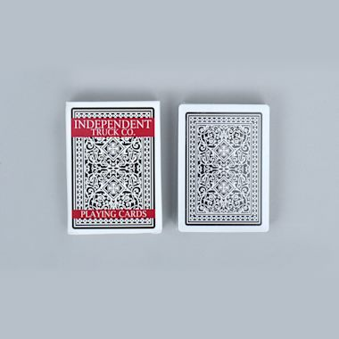 Independent 52 Card Pick Up Playing Cards