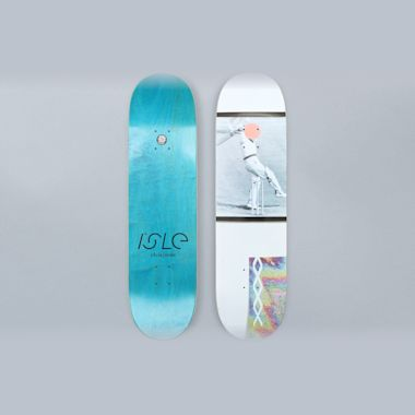 Isle 8.375 Jones Sports And Leisure Skateboard Deck