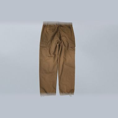 Second view of Brixton Union Allied Cargo Pants Olive