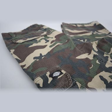 Second view of Dickies New York Cargo Pant Camouflage