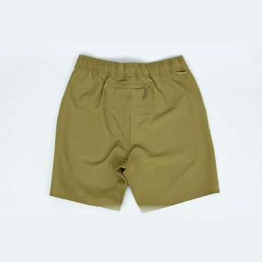 Second view of Brixton Relay Shorts Olive