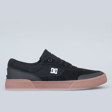 DC Switch Plus Shoes Black / Gum