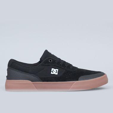 DC Switch Plus Shoes Black / Gum