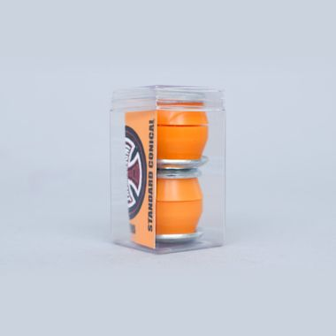 Independent 90a Medium Conical Bushings Orange