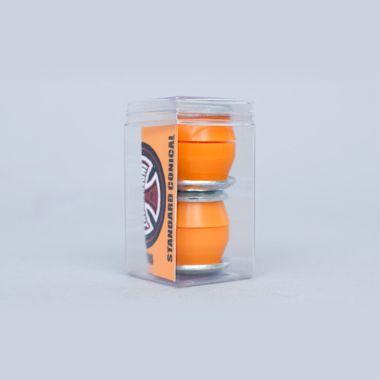 Independent 90a Medium Conical Bushings Orange