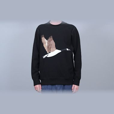 Grand Collection Grand Goose Souvenir Crew Black