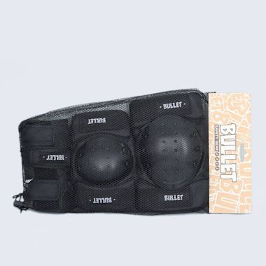 Bullet Combo Adult Padset Black