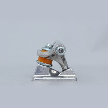 Second view of Independent 159 Stage 11 Skateboard Trucks Raw Silver (Pair)