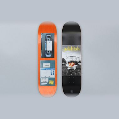 Girl 8 Goldfish Skateboard Deck