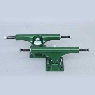 ACE 33 Skateboard Trucks Army Green (Pair)