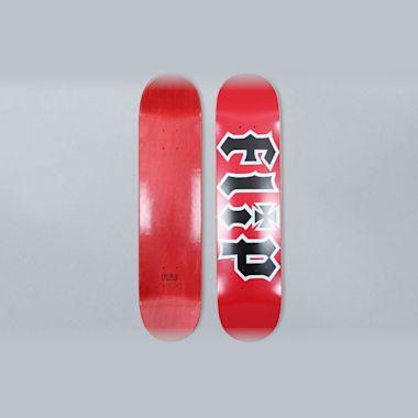 Flip 7.5 HKD Skateboard Deck Red / Black
