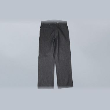 Ben Davis Carpenter Denim Pants Black