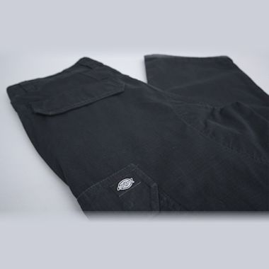 Second view of Dickies New York Cargo Pant Black