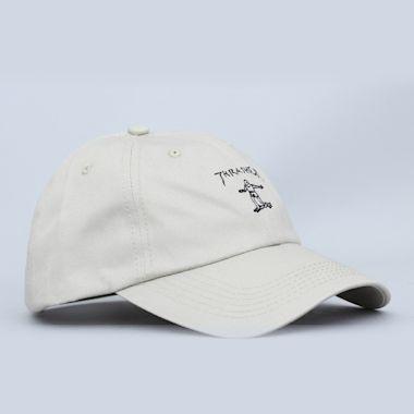 Thrasher Gonz Old Timer Cap Tan / Black