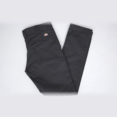 Second view of Dickies Slim Skinny 803 Work Pant Black