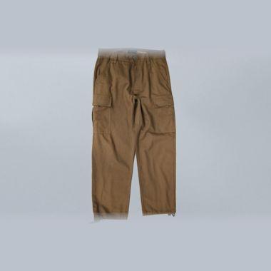 Brixton Union Allied Cargo Pants Olive