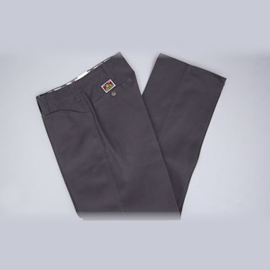 Second view of Ben Davis Original Bens Pants Charcoal
