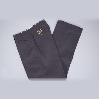 Second view of Ben Davis Original Bens Pants Charcoal