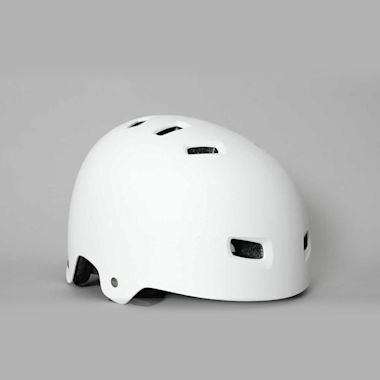 Second view of Bullet - T35 Helmet - Matt White
