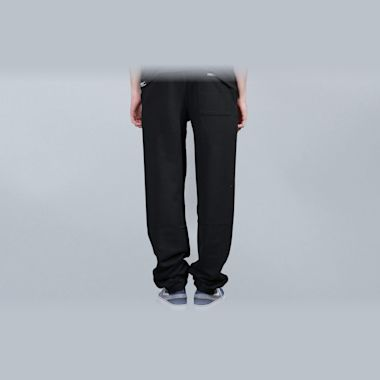 Second view of Life's A Beach Track Pant Black