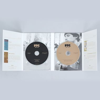 Second view of FTC DVD Box Set