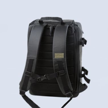 Second view of HEX Medium DSLR Backpack Calibre Black
