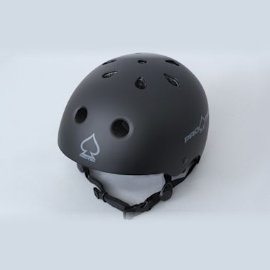 Second view of Pro-Tec Classic Certified Helmet Matte Black