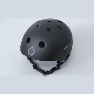 Second view of Pro-Tec Classic Certified Helmet Matte Black