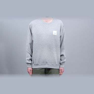 Second view of Alltimers Be Kind Crew Grey
