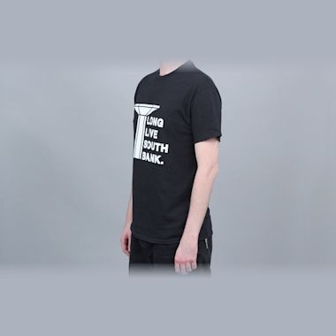 Second view of LLSB Logo T-Shirt Black