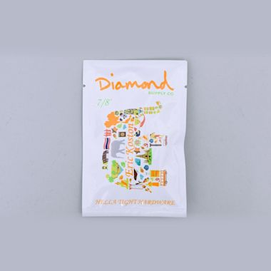 Diamond Koston Pro 7/8 Bolts Black / Orange