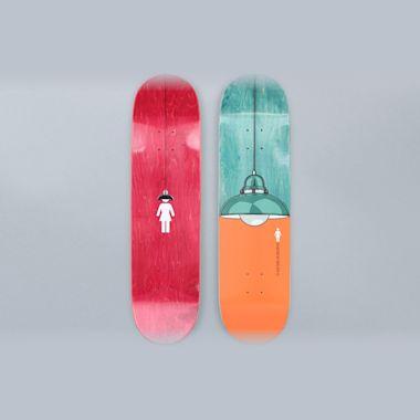 Girl 8.375 Andrew Brophy Illuminated Skateboard Deck