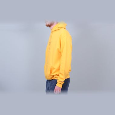 Second view of Grand Collection Core Hood Gold