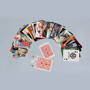 Independent Hold Em Playing Cards