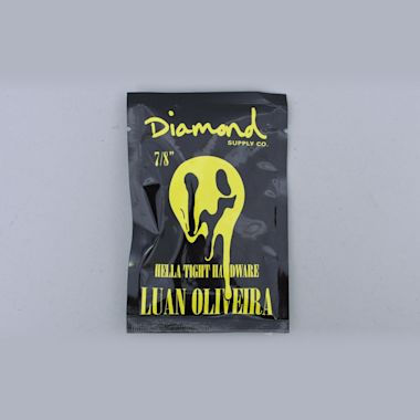 Diamond Luan Pro 7/8 Bolts Black / Yellow