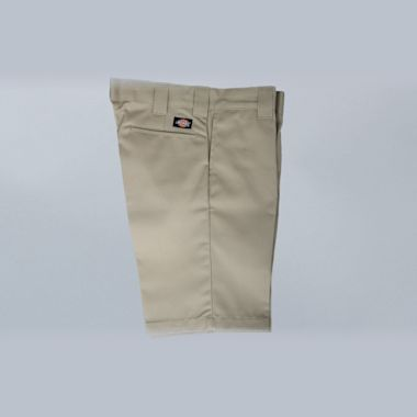 Dickies 273 Slim Fit Work Shorts Khaki