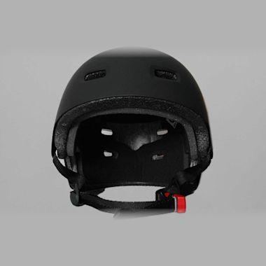 Bullet T35 Skateboard Helmet Matte Black