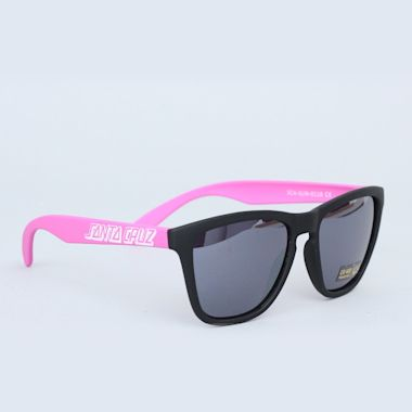 Santa Cruz Volley Sunglasses Black / Pink