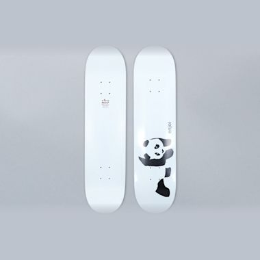 Enjoi 7.75 Whitey Panda Logo Skateboard Deck