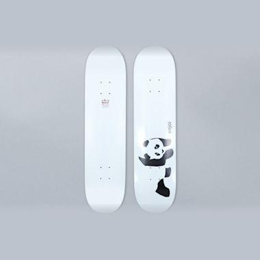 Enjoi 7.75 Whitey Panda Logo Skateboard Deck