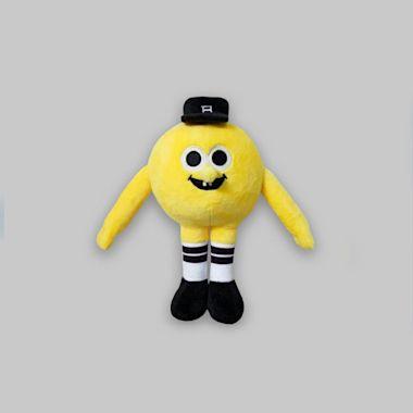 Blast Skates Stuffed Mascot Plush Toy