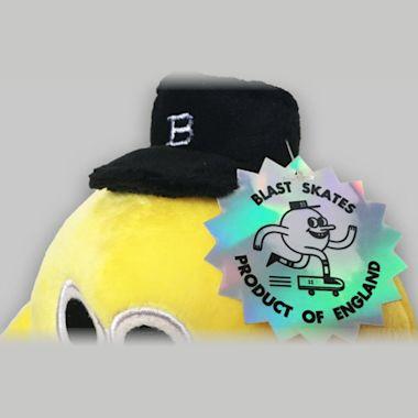 Second view of Blast Skates Stuffed Mascot Plush Toy
