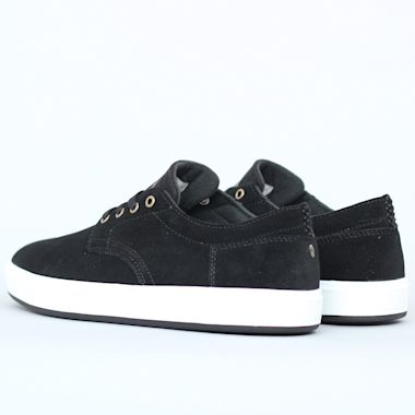 Second view of Emerica Spanky G6 Shoes Black / White