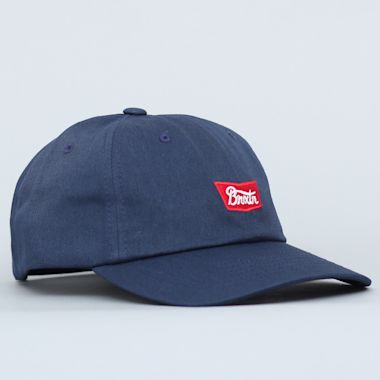 Brixton Stith LP Cap Patriot Blue