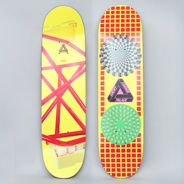 Palace 8.375 Chewy Pro S16 Skateboard Deck