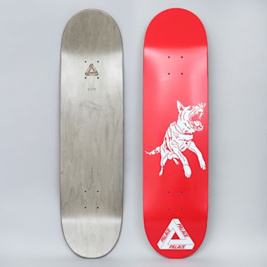 Palace 8.375 Dog Skateboard Deck Red