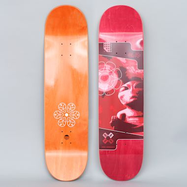 Alien Workshop 8.25 One Off Mystic Skateboard Deck Red