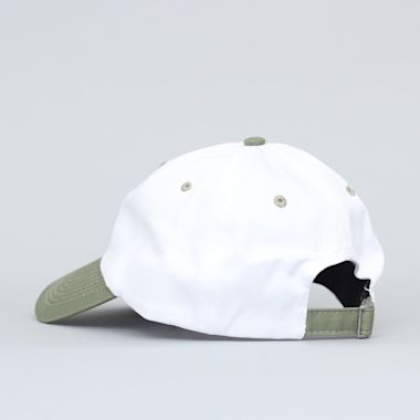 Second view of Thrasher Gonz Old Timer Cap White / Olive