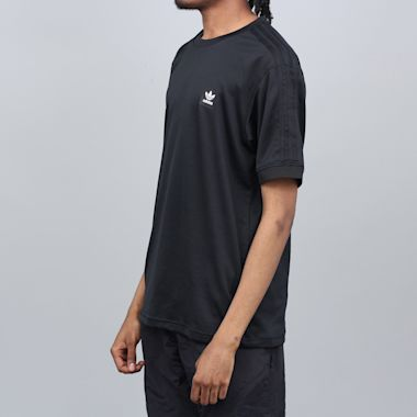 Second view of adidas Club Jersey T-Shirt Black / Black